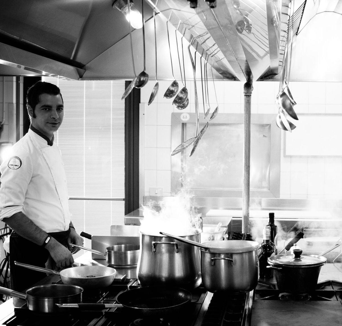chef-stefano-radici-cucina-bn