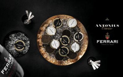 A cena con i produttori: Antonius Caviar & Maximum Ferrari